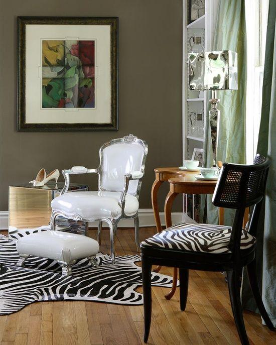 25 best ideas about animal print decor on pinterest for Living room decorating ideas zebra print