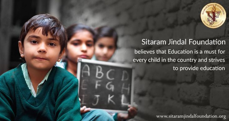 Teaching – the one profession that is instrumental in creating all others! The Foundation believes that education is a must for every child in the country and strives to provide education for underprivileged children. Visit http://www.sitaramjindalfoundation.org/educational-institutions.php for information about the schools run by us. #SJF #EducationForAll