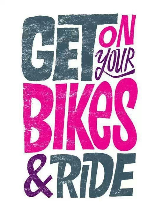 Indoor Cycle: enjoy the ride and workout!   From Indoor Cycling Facebook Page