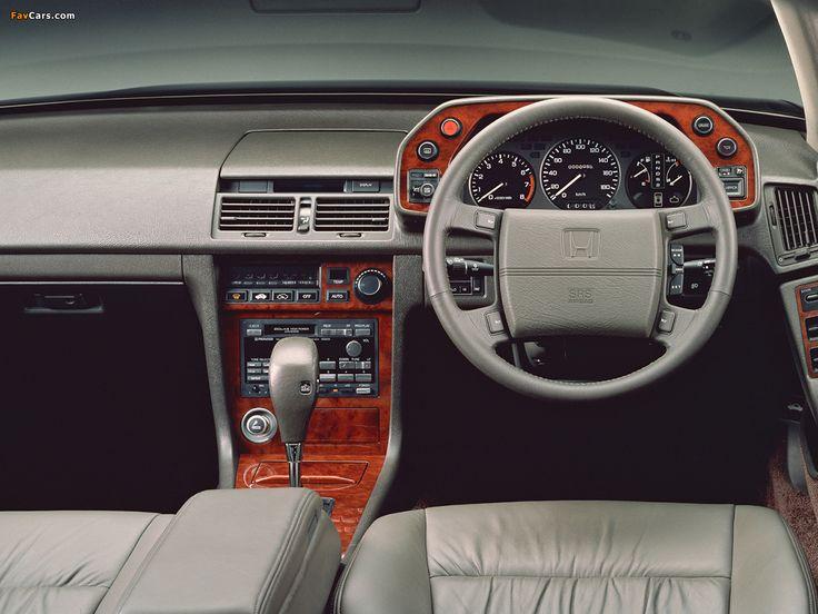 Honda Legend V6 Sedan - 1986