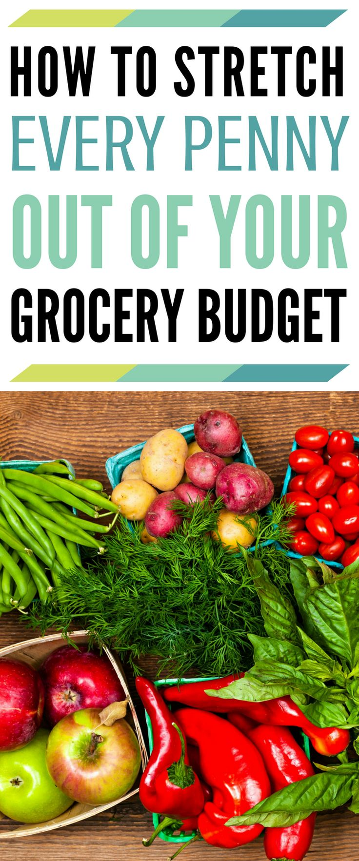 Stretch your budget
