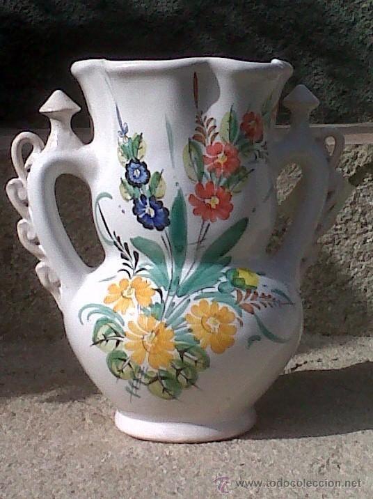 Jarra Cer Mica Lorquina De Lario Coleccion Ceramica Y