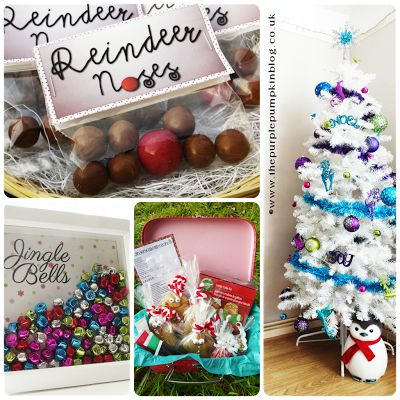 Lots of #Christmas #Crafts Ideas!