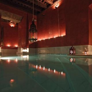 42 best exotic hammam images on pinterest morocco bathroom and baths - Banos arabes atocha ...