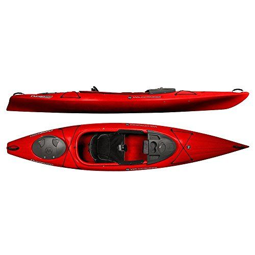 WILDERNESS SYSTEMS Pungo 120 Kayak Red One Size * Click image for more details.Note:It is affiliate link to Amazon.