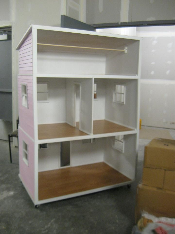 Image Detail for - . Best 18 Inch Dolls Custom Dollhouse for 18 Inch American Girl Dolls