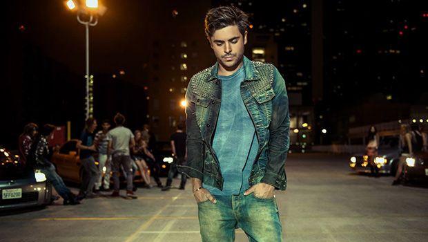 zac efron urban men Denim Jacket for Men - A Must Have #streetstyle #fashion #fashionformen
