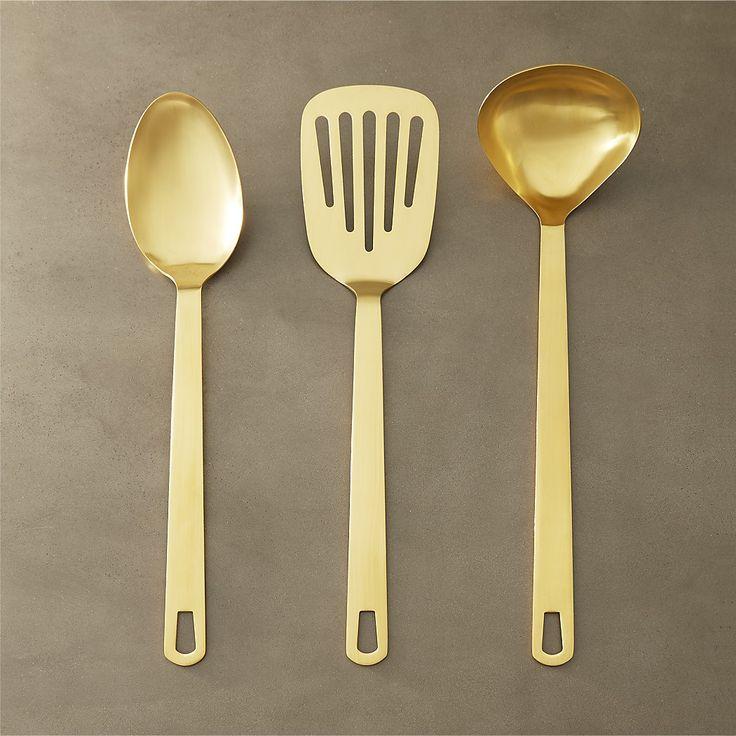 Gold Kitchen Accessories: Best 25+ Gold Kitchen Utensils Ideas On Pinterest