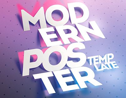 "Check out new work on my @Behance portfolio: ""Modern Poster Template Bundle"" http://be.net/gallery/45578675/Modern-Poster-Template-Bundle"