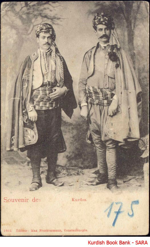 KURDS FROM THE EARLIER CENTURIES