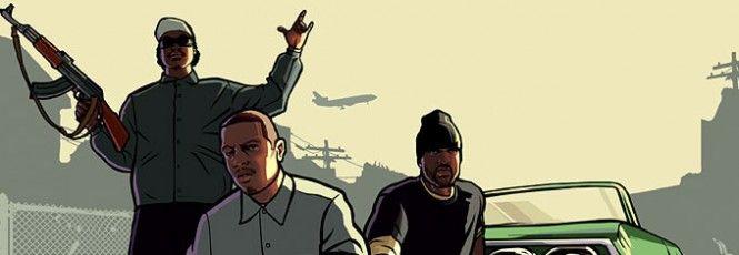"""Consagrado pelos fãs e taxado pela própria Rockstar como o """"maior GTA da era PlayStation 2"""", Grand Theft Auto: San Andreas está de passagem marcada para os celulares e tablets.A desenvolvedora anunciouque o título cheará em dezembro para aparelhos com os sistemas operacionais iOS, Windows Phone e"""