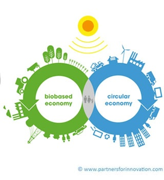 Towards a biobased and circular economy by Partners for Innovation, the Netherlands