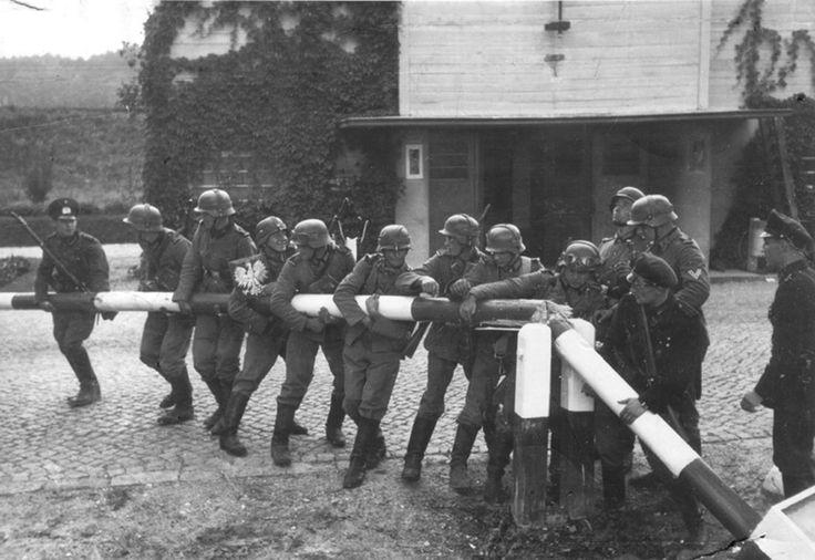 77 ans auparavant l'Allemagne nazie envahit la Pologne et a commencé la Seconde…
