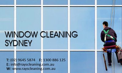 Window Cleaning Sydney by shonpolack.deviantart.com on @deviantART