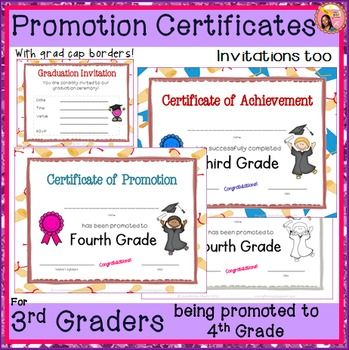 6th grade graduation certificate template - 464 best images about teaching printables games and