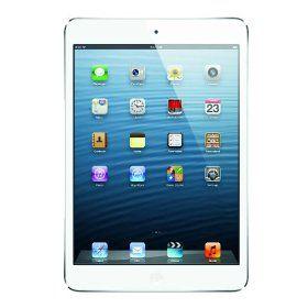 Apple iPad Mini (White-Silver, WiFi, 16GB)