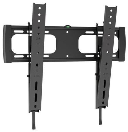 Deluxe Крепёж для тв и мониторов deluxe dlmm-2609  — 1909 руб. —  Крепёж для ТВ и мониторов Deluxe DLMM-2609 Настенное крепление подходит для телевизоров и мониторов с диагональю экрана от 32'' до 55''. Крепление DLMM-2609 позволяет менять угол наклона вниз 12 градусов. Допустимая максимальная нагрузка 40 кг. Крепёж изготовлен из высококачественного металла и имеет самый распространённый размер монтажных отверстий. Крепление адаптировано для простого и быстрого монтажа. В комплекте…