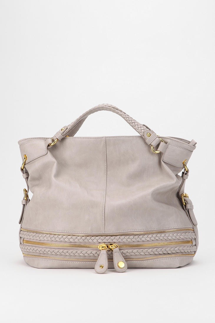 Urban Expressions Braid Satchel  #UrbanOutfitters