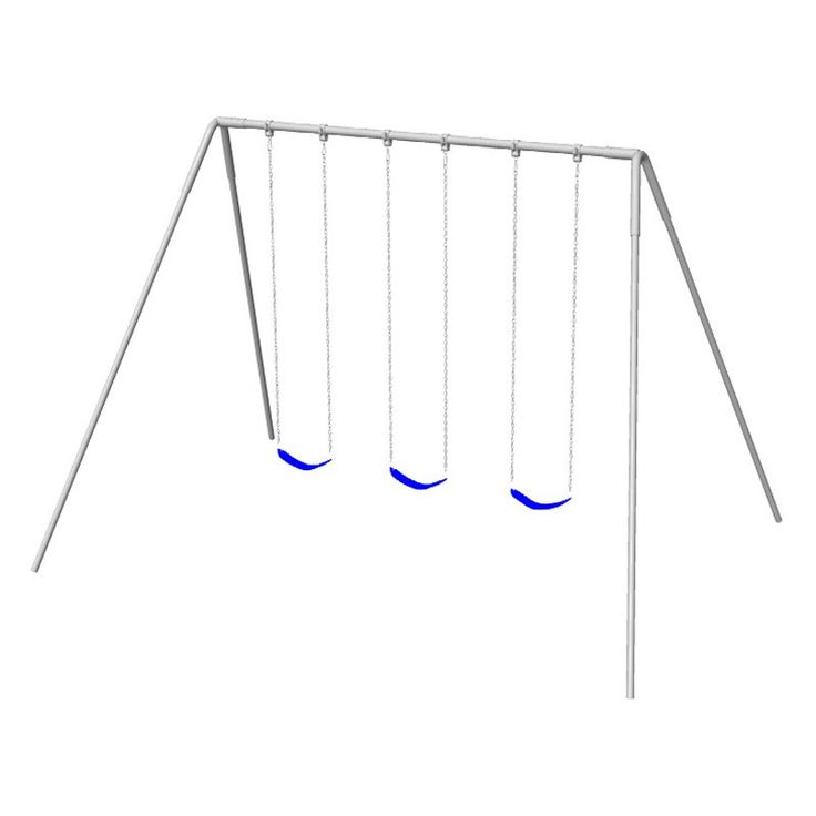 Best 25+ Metal swing sets ideas on Pinterest | Play sets outdoor ...