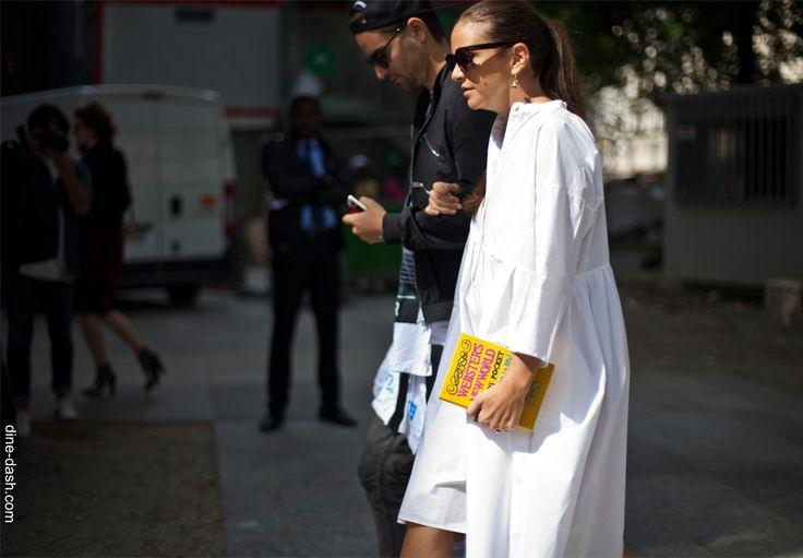 details at Paris Fashion Week