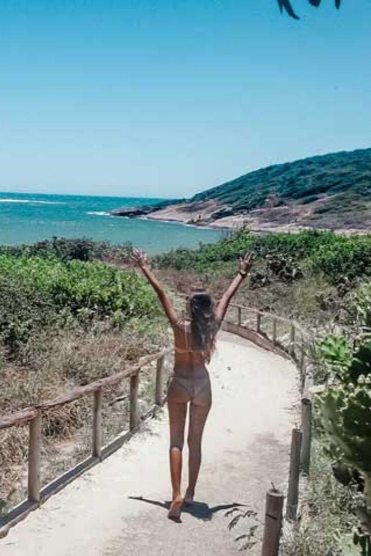 Praia de Peracanga: beleza e diversão em Guarapari   – Viagem para praia/ Destinos de praia