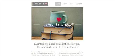 artisan website template - Поиск в Google