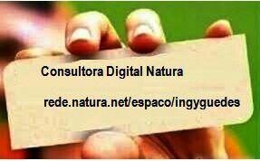 FAÇA SUA COMPRA NA NATURA ON LINE.  Aproveite todas promoções,divida no cartão e receba em casa,direto da Natura.