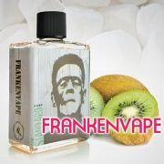 Frankenvape, Kiwi Marshmallow and lots of goodness.