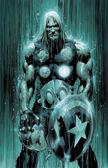 Thor by Bryan Hitch