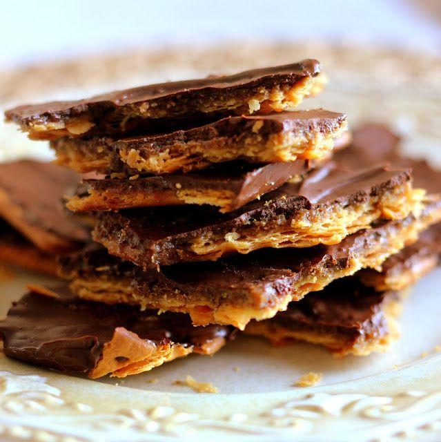 Pitadinha: Sweet and Saltines