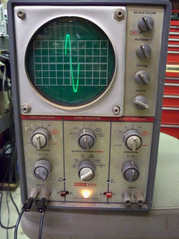 Best Oscilloscope For Audio : Best images about antique test equipment on pinterest