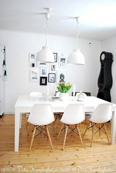 Matrum / Diningroom  http://vitahemligheter.blogspot.se/