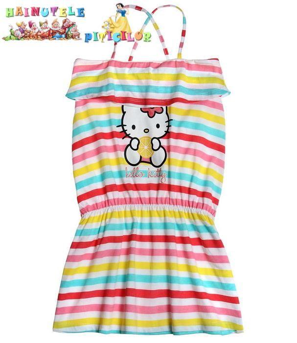 Rochie Hello Kitty