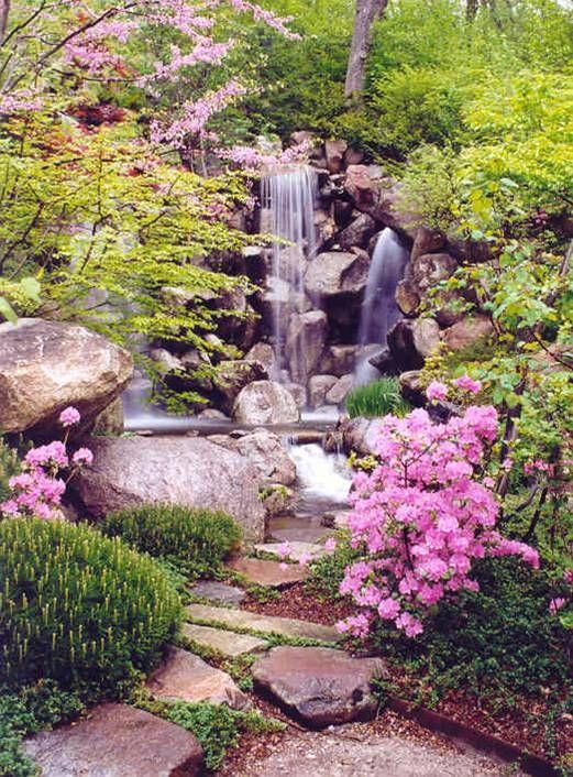 beautiful hawaiian zen garden - photo #40