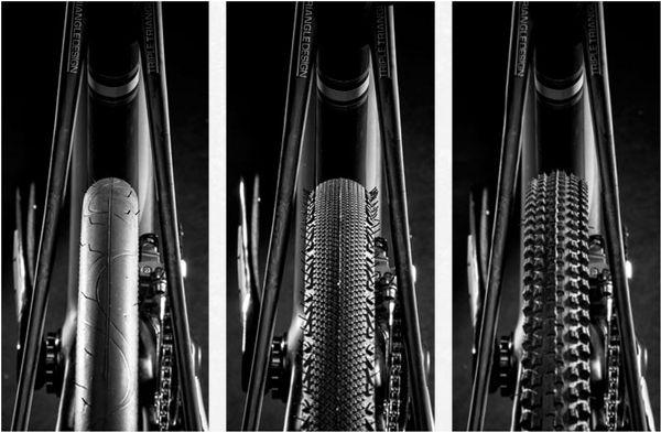 Gravel bike tyre choices....