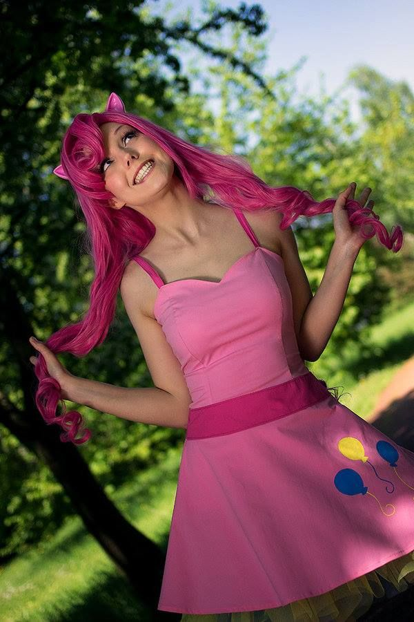 Find fabric, zipper, felt for cutie mark...Use one of Cathy's dresses as a pattern