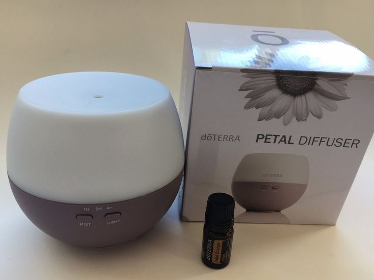 Aromatherapy: Doterra Petal Diffuser New In Box Sealed Free Shipping+Free 5Ml Wild Orange -> BUY IT NOW ONLY: $51.95 on eBay!
