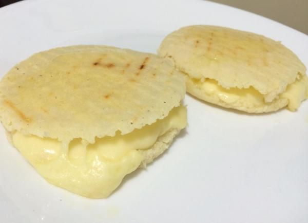 Receita de Arepas venezuelanas - Fácil