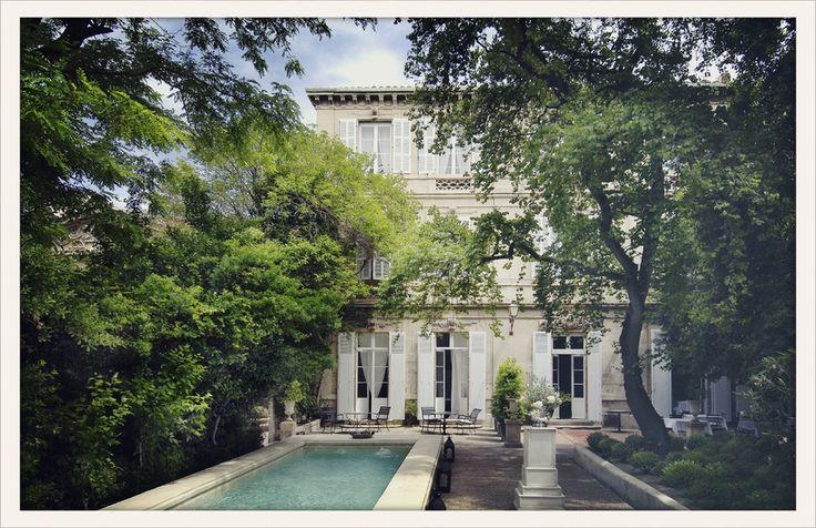 L'Hôtel Particulier-Arles