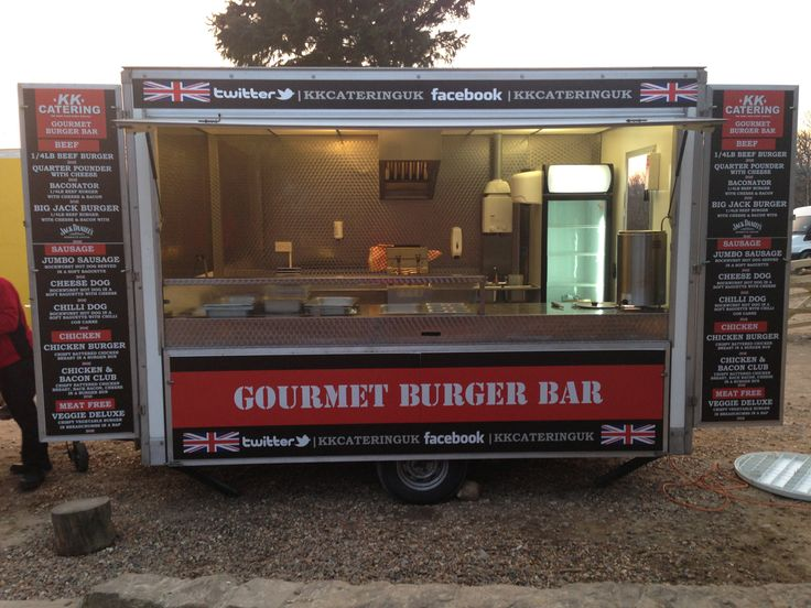 Hire Food Van For Party