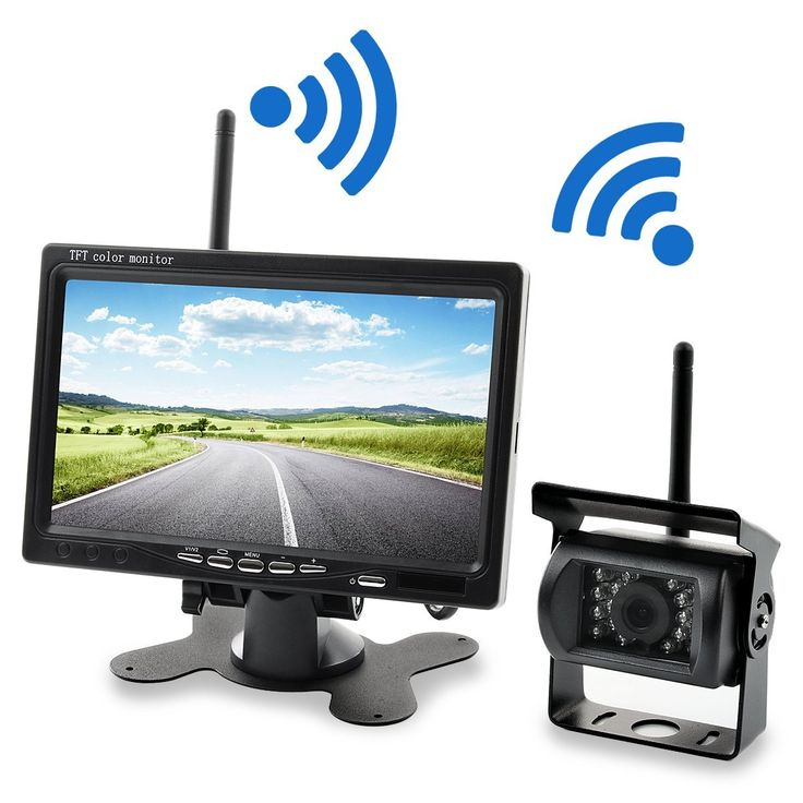 10 Reliable Wireless Backup Cameras for your Car