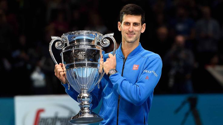 Nole -No1-Djokovic London 2015 | Barclays ATP World Tour Finals