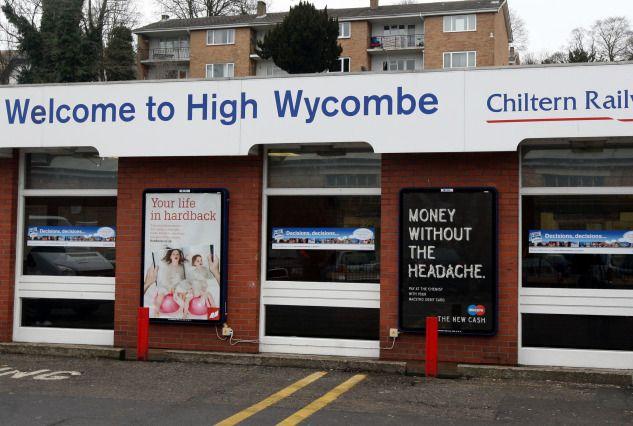 (Credit: Press Associations) UK Burglary Hotspots: 20. High Wycombe, Flackwell Heath, Handy Cross, Hedsor, Loudwater, Penn, Tylers Green, Wooburn, Wooburn Green, Wooburn Moor in Buckinghamshire