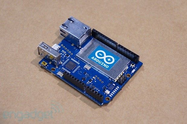 WiFi-equipped Arduino Yun now available for $69 (video) - http://salefire.net/2013/wifi-equipped-arduino-yun-now-available-for-69-video/?utm_source=PN&utm_medium=WiFi-equipped+Arduino+Yun+now+available+for+%2469+%28video%29&utm_campaign=SNAP-from-SaleFire
