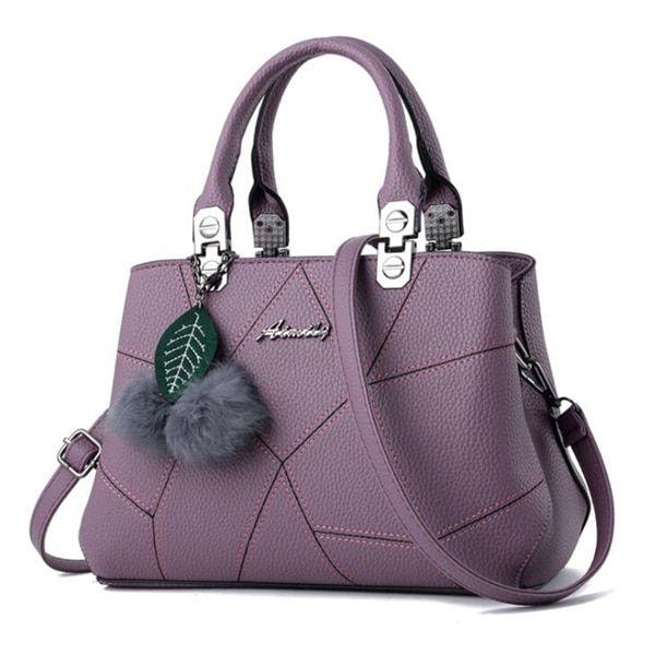 Women Handbag Leather Shoulder Bag Purse Ladies Crossbody Satchel Tote 8 Colors