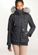 KHUJO Margret III Winterjacken, bluegrey