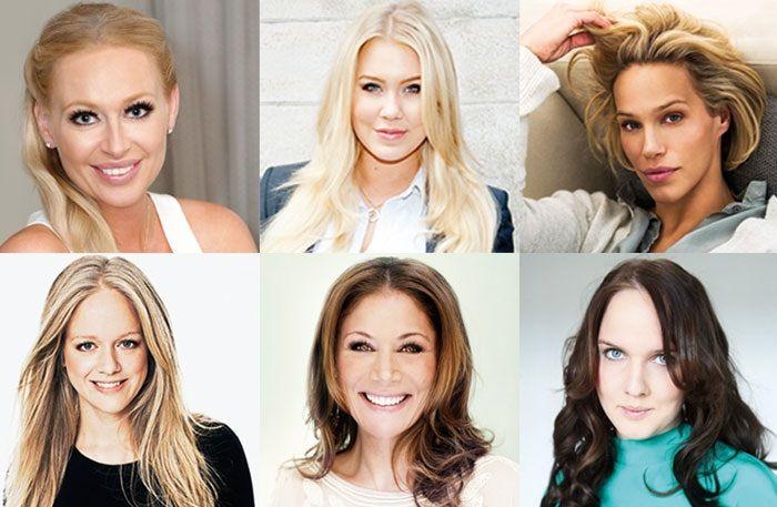 Emma Wiklund, Tilde de Paula, Ebba von Sydow - här är kändisarnas bästa skönhetstips - amelia