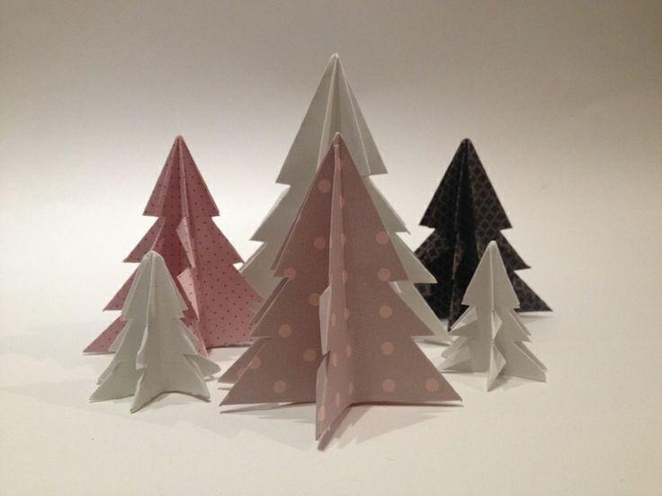 #Christmas #Noel #Origami #DIY
