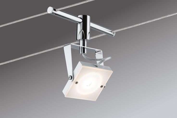 Sistema a cavo Meta LED 4x5W Ref. 940.79 Paulmann Paulmann