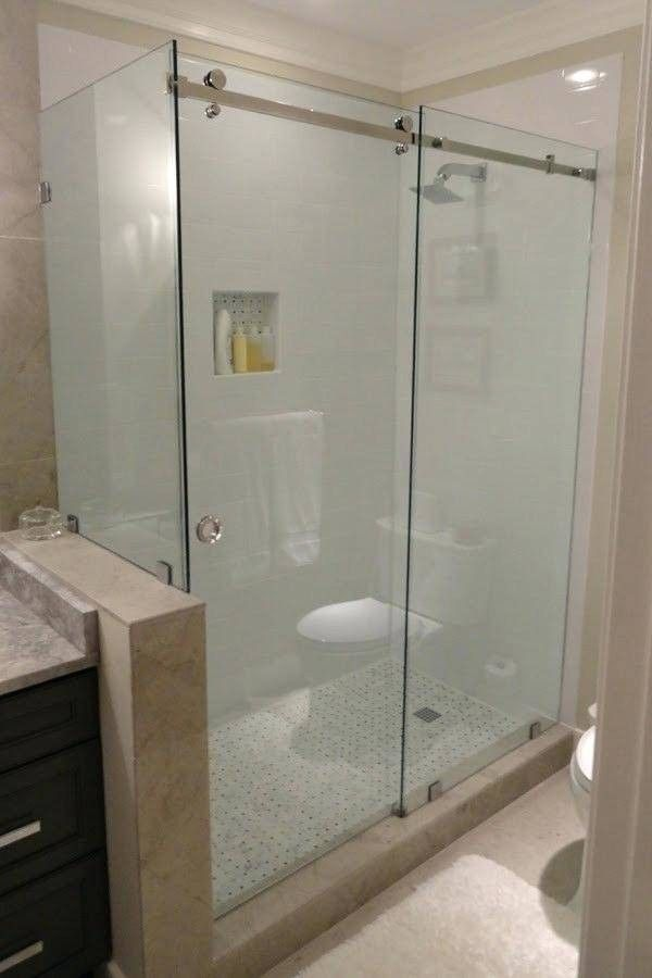 Pin By Nicole Blancheri On House Ideas In 2020 Shower Doors